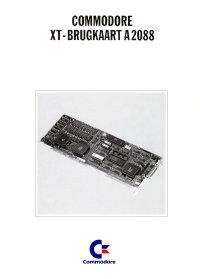 Brochures: Amiga A2088