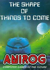 Brochures: Anirog games 1984