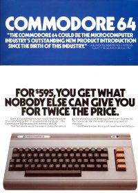 Brochures: Commodore C64 (2)