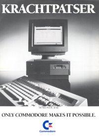 Brochures: Commodore PC 30-III