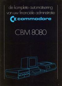 Brochures: CBM 8080 - Financiële software