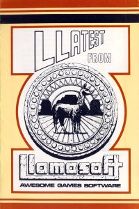 Brochures: Llamasoft games