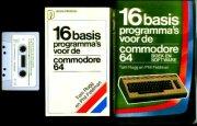 16 basis programma's voor de commodore 64