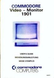 Commodore Video Monitor 1901
