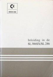 Inleiding in de SL386SX/SL286