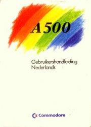 A500 Gebruikershandleiding Nederlands
