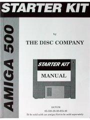 Amiga 500 Starter Kit