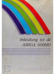 Inleidung tot de AMIGA 600HD