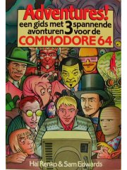Adventures voor de Commodore 64