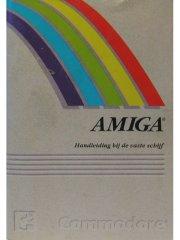 AMIGA - Handleiding bij de vaste schijf