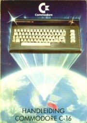 Handleiding Commodore 16