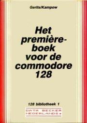 Data Becker - Data Becker - Premiere boek voor de C128