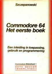 Data Becker - Commodore 64 Het eerste boek