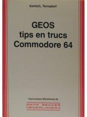 Data Becker - GEOS tips en trucs Commodore 64