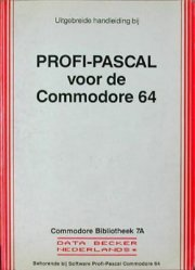 Data Becker - Profi-Pascal voor de Commodore 64