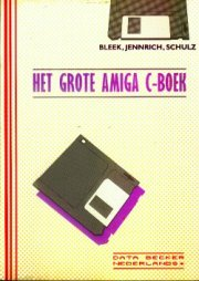 Data Becker - Het Grote Amiga C-Boek