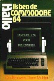 Hallo, ik ben de Commodore 64