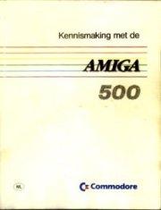 Kennismaking met de AMIGA 500