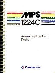 MPS 1224C Anwendungshandbuch Deutsch