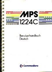 MPS 1224C Benutzerhandbuch Deutsch