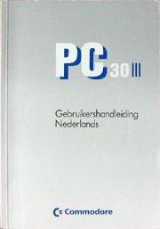 PC 30III Gebruikshandleiding