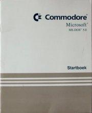 Commodore Microsoft MS-DOS 5.0 Startboek