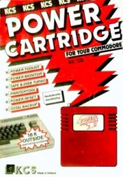 Power Cartridge Handleiding