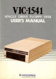 VIC-1541 User's Manual
