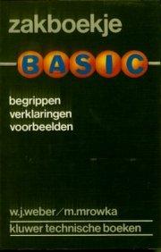 Zakboekje BASIC