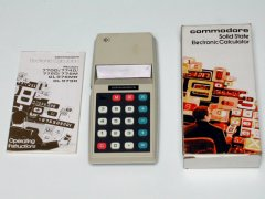 Commodore 776M calculator.