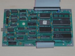 An expansion card to add a 8088 processor to a Commodore CBM-II computer.