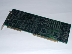 Rear view of the PCB.