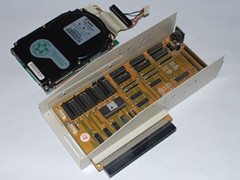 Motherboard of the Alfa Power 500.