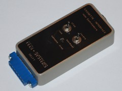The Fedi Systems cassette interface.