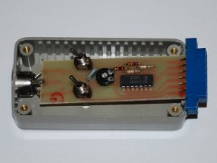 The inside of the Fedi Systems cassette interface.
