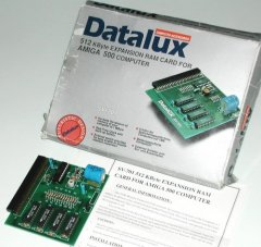 Datalux SV-701 with original packaging.