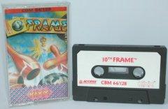 Commodore C64 game (cassette): 10th Frame