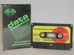 Tax calculation program: Aackotax 1985