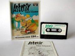 Commodore C64 game (cassette): Asterix