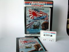 Commodore C64 game (cassette): Battle for Midway