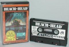 Commodore C64 game (cassette): Beach-Head