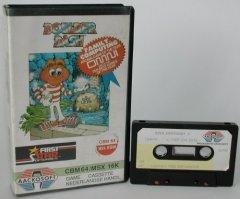 Commodore C64 game (cassette): Boulder Dash