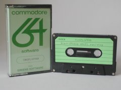 Commodore C64 game (cassette): Choplifter