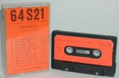 Commodore C64 games compilation (cassette): Courbois 64S21