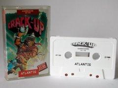 Commodore C64 game (cassette): Crack-Up