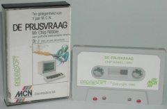 Commodore C64 game (cassette): De prijsvraag