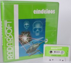 Commodore C64 game (cassette): Eindeloos