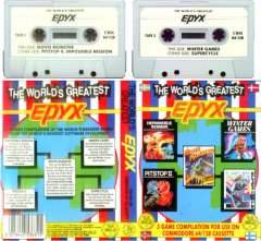 The Worlds Greatest, EPYX