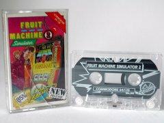 Commodore C64 game (cassette): Fruit Machine