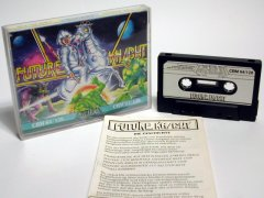 Commodore C64 game (cassette): Future Knight